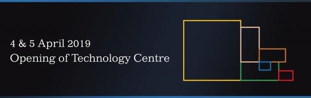 Opening Technology Centre Hamburg on 4 - 5 April 2019
