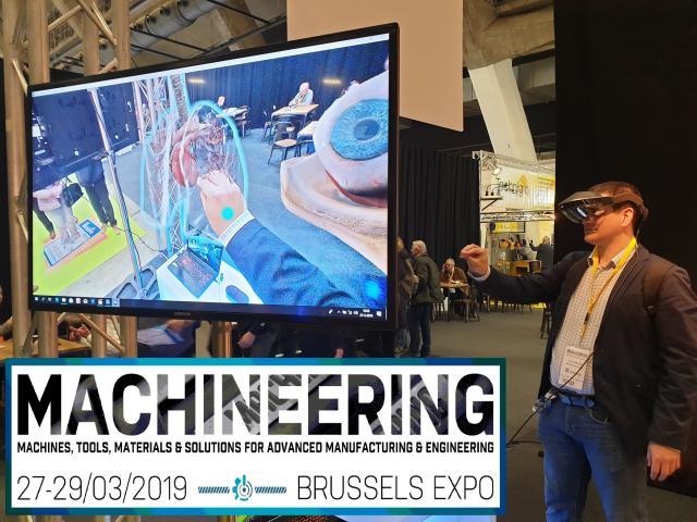MW at Machineering 2019