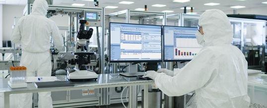 IT-basierte Unterstützung des Herstellungsprozesses von Medizintechnik