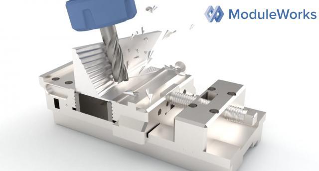 CAD/CAM-Software von ModuleWorks - jetzt auf IndustryArena.com