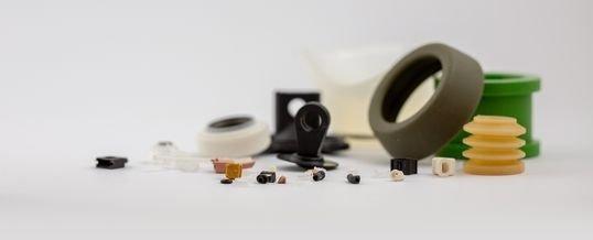 Präzisionsgummiteile für die Medizin-Branche