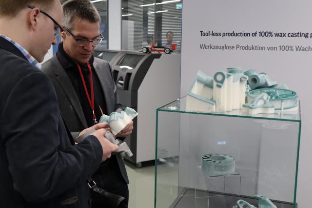 Innovationsforum 3D-Druck