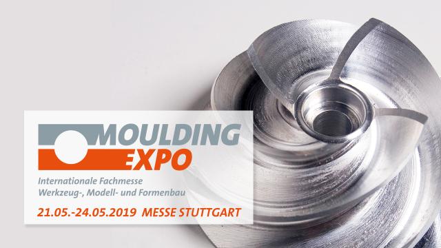 Mastercam auf der Moulding Expo 2019