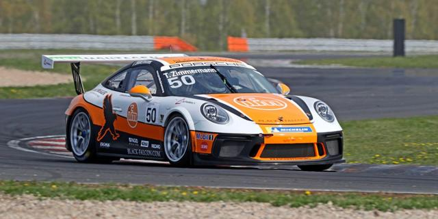 ifm continues to support race driver Tim Zimmermann