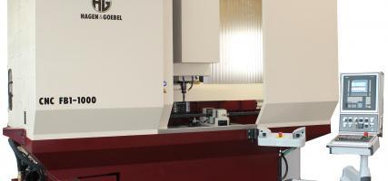 CNC Fräsmaschine Typ CNC-FB1 (ehemals