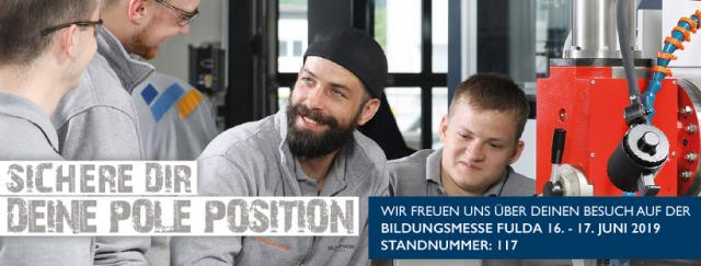 Bildungsmesse Fulda 2019, vom 16. - 17. Juni 2019