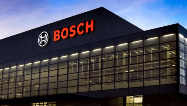 Bosch targets carbon neutrality by 2020