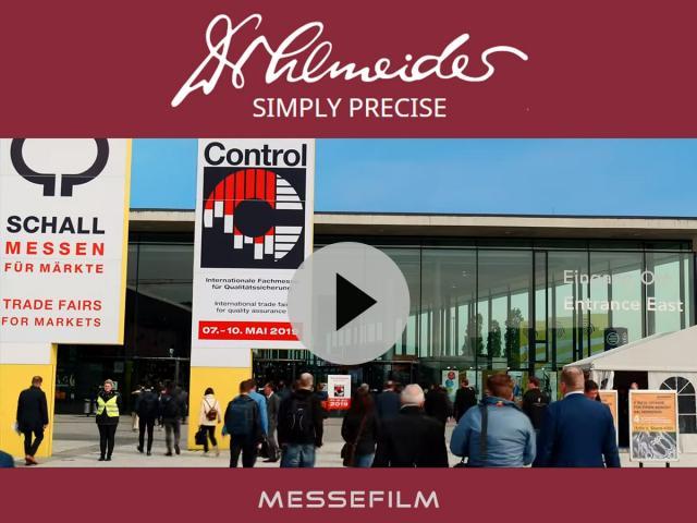 CONTROL 2019 - Messefilm