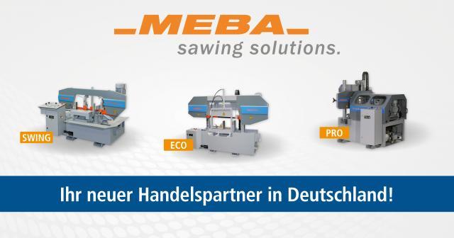VOLZ ist ab sofort Ihr neuer Handelspartner in Deutschland der Firma MEBA