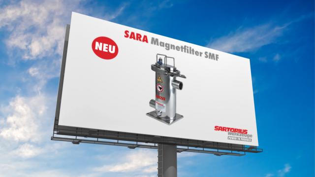 SARA Magnetfilter