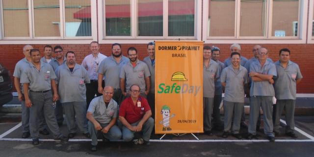 Welttag für Sicherheit und Gesundheit in der Arbeit