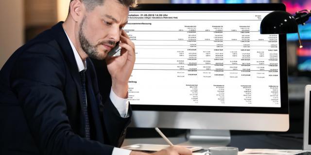 Rundum profitabel - durch Analyse realer Daten in der Nachkalkulation