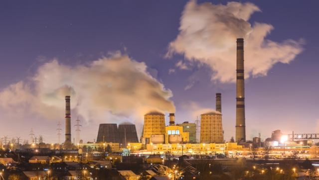 Energy industry's carbon emissions rise at fastest rate in nearly a decade