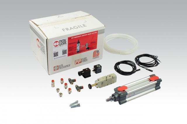 Kit Pneumatic Motion® - Kundenspezifische und modulare Pneumatik-Bausätze
