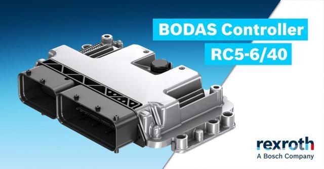 Der BODAS Controller RC5-6/40