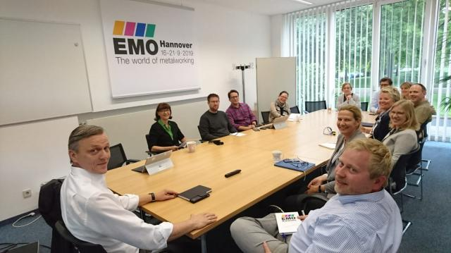 Behind the scenes: EMO Hannover 2019