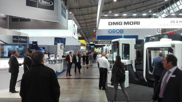 Behind the scenes: EMO Hannover 2019 - Part II