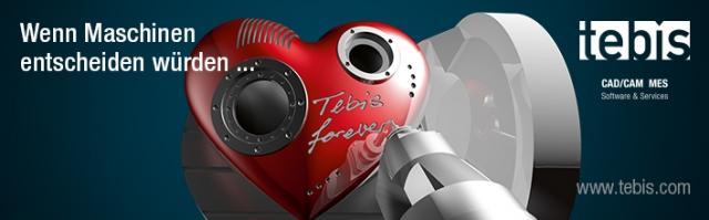 Let´s go GIFA: Treffen Sie Tebis auf der 14. Internationalen Gießerei-Fachmesse