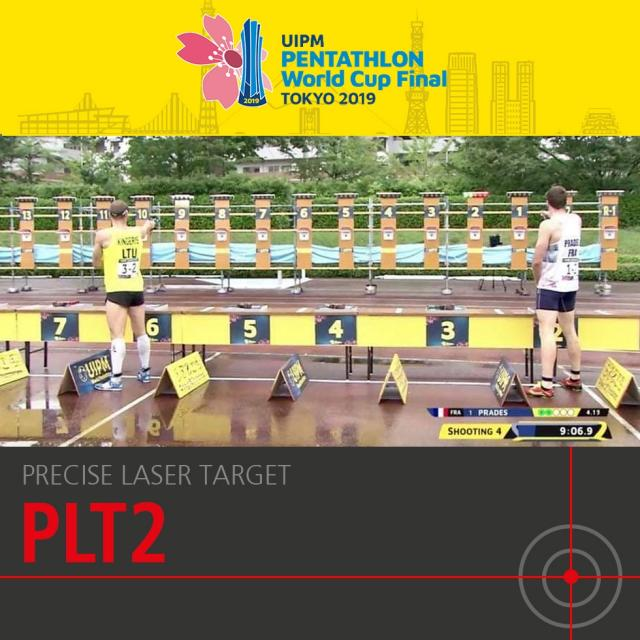 Great run and trouble-free technology in Tokyo/UIPM modern pentathlon world cup