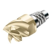 solid carbide milling cutter / slot / thread / for steel