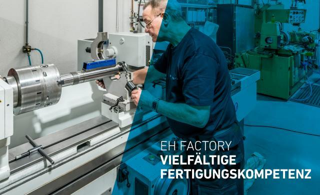 EH Factory - Lösungen für die Fertigung
