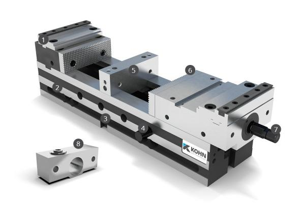 NCS Machine Vice