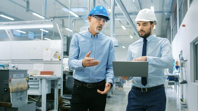 Readiness Check Smart Factory: Achieve a Competitive Edge with Industry 4.0