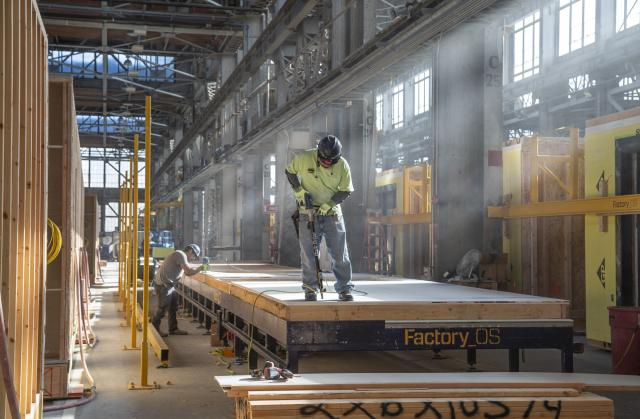 Autodesk Invests in Factory_OS to Advance Modular Construction