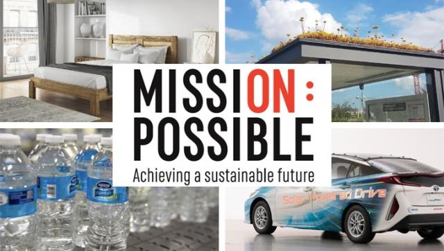 The sustainability success stories of the week: Toyota's solar Prius and bee-friendly bus stops