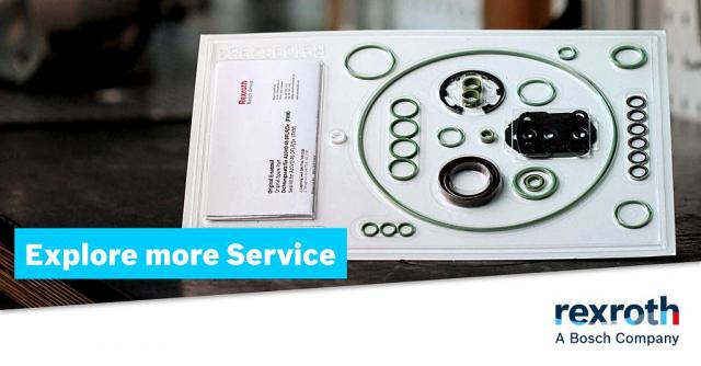 Explore more Service - Unser Mobilhydraulik-Service