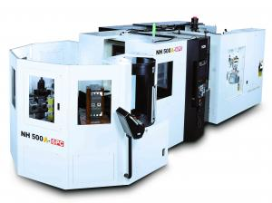 NH500A-6PC High Production & Accuracy Horizontal Machining Center