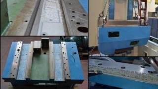 6 steps for framework's adjustment of a milling machine