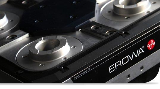 Mit EROWA Gratis zur EMO 2019