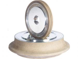 Metal bon CBN Grinding Wheel Tuned to Maximum Perfomance a result of »contour-profiled« technology