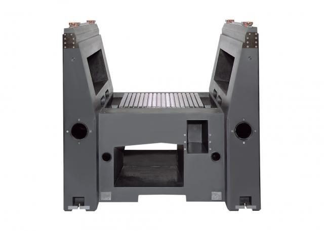 EMO 2019 zeigt SCHNEEBERGER Mineralguss - Strukturen für die Werkzeugmaschinen Industrie