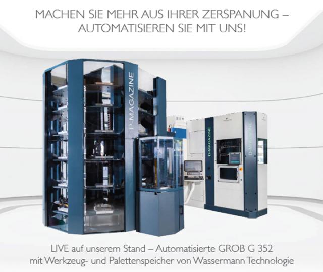 Auf dem Weg zur EMO 2019 nach Hannover!