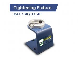 Tightening Fixture for CAT Tool Holders
