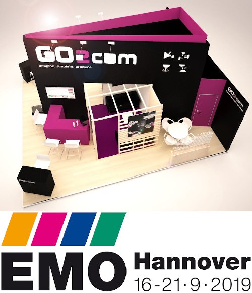 Meet us on EMO Hannover 2019!
