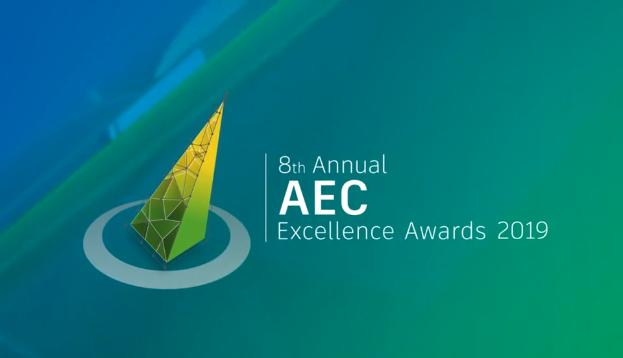 The Finalists for the AEC Excellence Award 2019