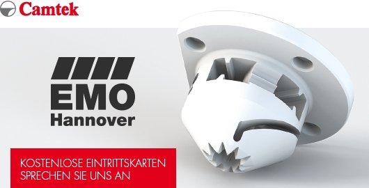 Camtek auf der EMO Hannover 2019