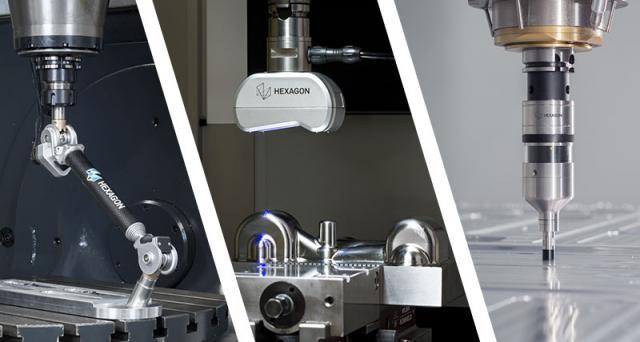 EMO 2019: Hexagon präsentiert Innovationen für Werkzeugmaschinen