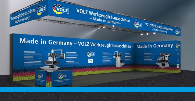 EMO 2019 – VOLZ Halle 13 |Stand A39