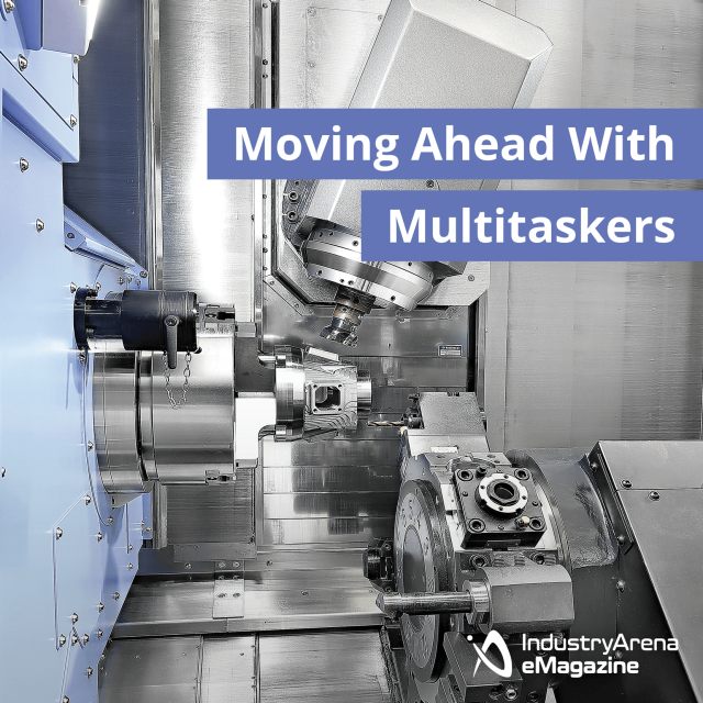 Moving Ahead With Multitaskers