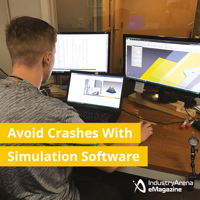 Avoid Crashes With Simulation Software