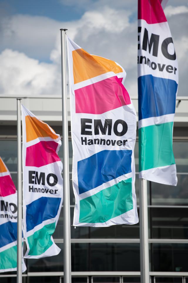 Die EMO Hannover öffnet Ihre Tore!