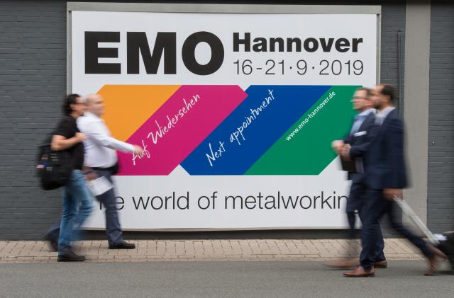 umati @ EMO Hannover 2019: Makino Milling Machine Co.,Ltd. shows what is going on