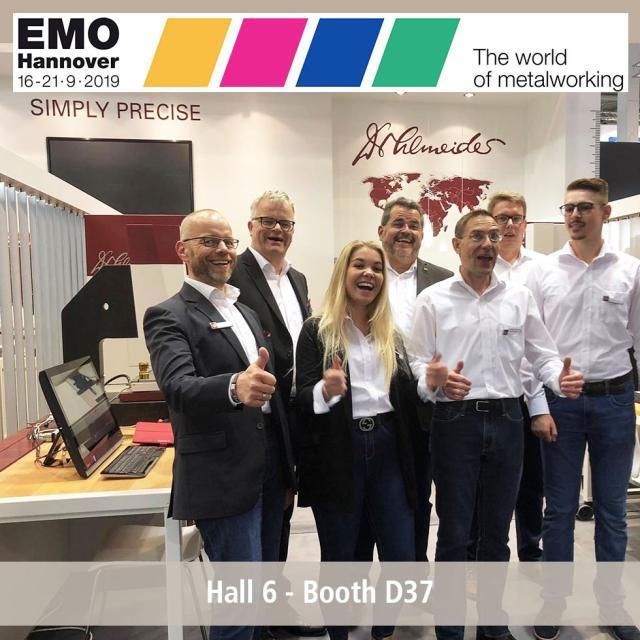 EMO 2019 - Wir freuen uns auf Ihren Besuch!