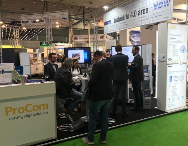 ProCom at EMO 2019