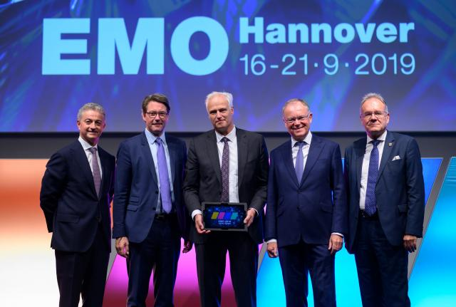 EMO Hannover 2019: Highlights von Tag 1