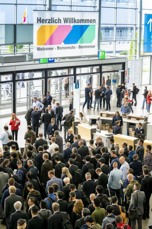 EMO Hannover: Highlights von Tag 2 - Startups